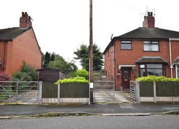 Thumbnail 3 bed semi-detached house for sale in Harper Avenue, Newcastle-Under-Lyme