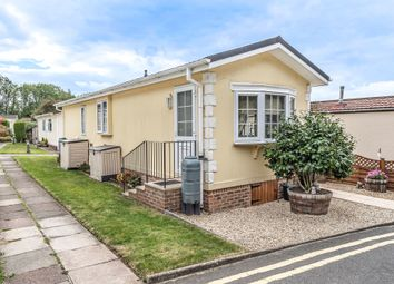 Thumbnail 1 bedroom mobile/park home for sale in Warren Park, Boxhill Road, Tadworth
