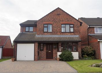 Thumbnail 5 bed detached house for sale in Turner Avenue, Lostock Hall, Preston