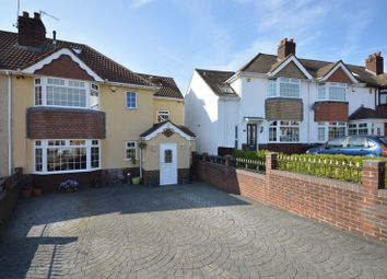 Thumbnail 5 bed semi-detached house for sale in Durleigh Close, Headley Park, Bristol