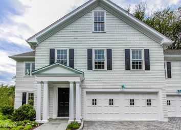 Thumbnail 3 bed town house for sale in 151 Milbank Avenue 4, Greenwich, Ct, 06830