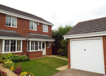 Thumbnail 3 bed semi-detached house to rent in Little Close, Bozeat, Northamptonshire