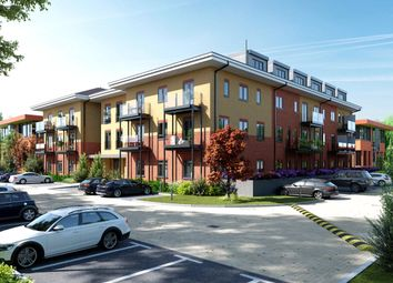 Thumbnail 1 bed flat for sale in Weyside Park, Catteshall Lane, Godalming, Surrey