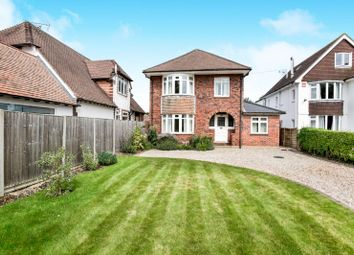 Thumbnail 4 bedroom detached house to rent in Warblington Road, Emsworth