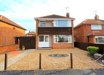 Thumbnail 3 bed detached house for sale in The Osiers, Braunstone, Leicester