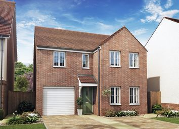 "Thumbnail 4 bed detached house for sale in ""The Kendal"" at Rattle Road, Stone Cross, Pevensey"