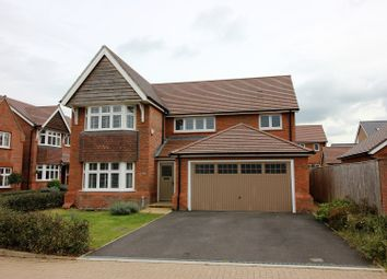 Thumbnail 4 bedroom detached house for sale in Long Wood Road, Cheswick Village