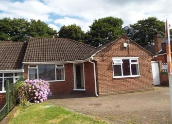 Thumbnail 3 bed bungalow to rent in Hillmorton Road, Sutton Coldfield
