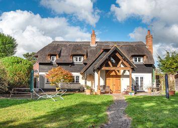 Heath End Road, Baughurst, Tadley RG26. 4 bed detached house for sale