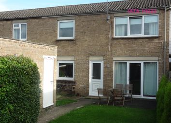 Thumbnail 2 bed end terrace house to rent in Jura Close, Corby