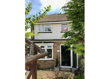 Thumbnail 4 bed end terrace house for sale in Russett Way, Swanley