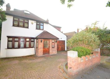 Thumbnail 5 bed detached house to rent in Leicester Road, London