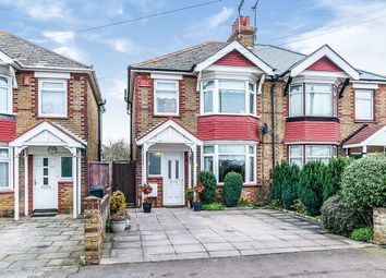 Thumbnail 3 bed semi-detached house for sale in Montefiore Avenue, Ramsgate