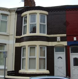 Thumbnail 3 bedroom terraced house to rent in Columbia Road, Anfield, Liverpool