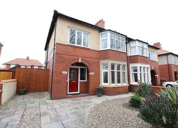 Thumbnail 3 bed semi-detached house for sale in 16, Kenilworth Road, Lytham St. Annes, Lancashire