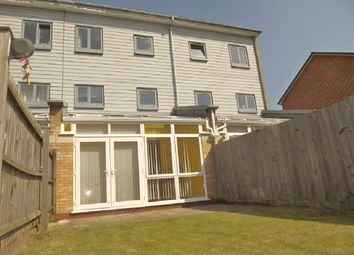 Thumbnail 3 bedroom town house to rent in Maude Street, Waterfront Development, Ipswich