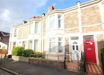 Thumbnail 2 bed terraced house for sale in Hill Street, St. George, Bristol