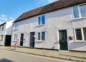 Thumbnail 2 bedroom terraced house for sale in High Street, Puckeridge, Ware