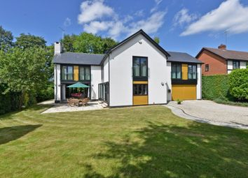 Thumbnail 5 bed detached house to rent in The Drive, Godalming