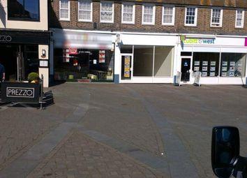 Thumbnail Retail premises for sale in Crawley RH10, UK