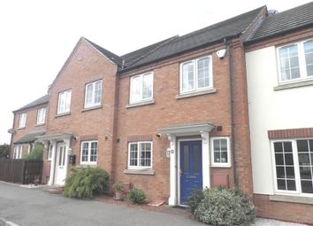 Thumbnail 3 bed terraced house to rent in Honeymead Road, Wimblington, March