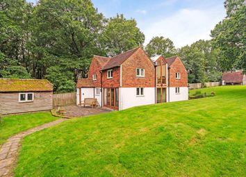 Thumbnail Detached house for sale in The Slade, Lamberhurst, Tunbridge Wells