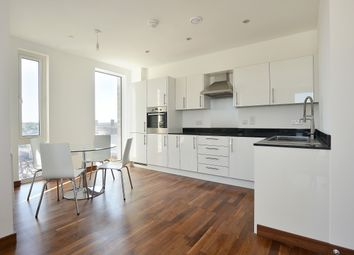 Thumbnail 2 bed flat for sale in Telcon Way, Greenwich