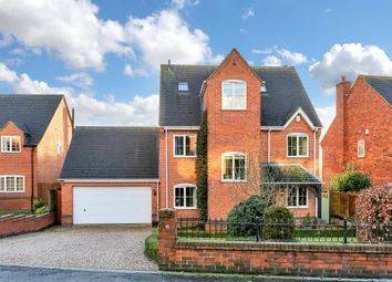 Thumbnail 5 bedroom detached house for sale in The Orchards, Thornton, Coalville