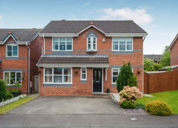 Thumbnail 4 bed detached house for sale in Hawthorn Avenue, Burscough, Ormskirk