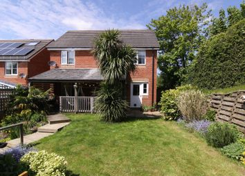 Thumbnail 4 bed detached house to rent in Exeter Road, Okehampton