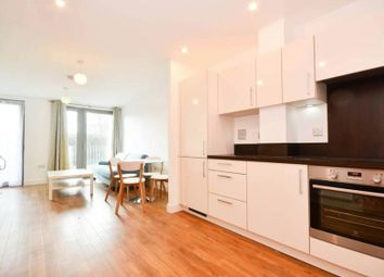 Thumbnail 2 bed flat to rent in Parkside Court, Pontoon Dock, London