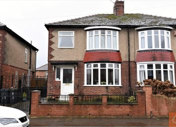 Thumbnail 3 bed semi-detached house for sale in Estoril Road, Darlington