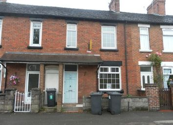 Thumbnail 4 bedroom terraced house to rent in Friarswood Road, Newcastle- Under- Lyme, Staffordshire