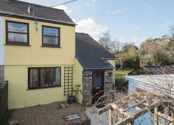 Thumbnail 1 bed cottage for sale in Little Beside, St Day, Redruth
