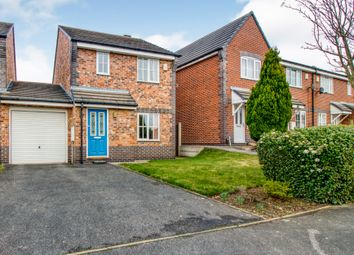 3 bed link-detached house for sale in Mead Road, Colton, Leeds LS15