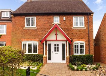 Thumbnail 4 bed detached house for sale in Burnaston Way, Loughborough