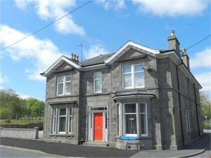 Thumbnail 7 bed detached house for sale in Peterhead, Aberdeenshire