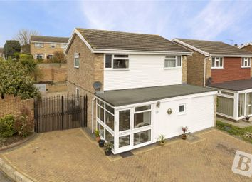 Thumbnail 4 bedroom detached house for sale in Windermere Close, Dartford, Kent