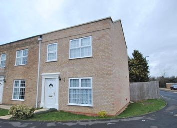 Thumbnail 2 bed end terrace house for sale in Fosseway Avenue, Moreton In Marsh