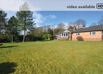 Thumbnail 4 bed detached bungalow for sale in Shore Road, Kilcreggan, Helensburgh
