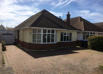 Thumbnail 3 bed bungalow to rent in Harvey Road, Goring-By-Sea, Worthing