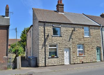 Thumbnail 2 bed end terrace house for sale in High Road, Trimley St. Martin, Felixstowe