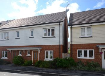 Thumbnail 3 bed semi-detached house for sale in Willowbourne, Fleet, Hampshire