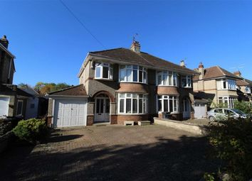 Thumbnail 3 bedroom semi-detached house for sale in Bouverie Avenue, Lakeside, Swindon