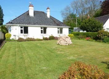Thumbnail 3 bed detached bungalow to rent in Station Road, Brushford, Dulverton