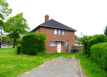 Thumbnail 2 bed semi-detached house for sale in Inglemere Grove, Birmingham