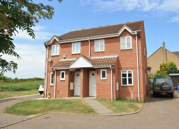 Thumbnail 2 bed property to rent in Purdance Close, Chapel Break, Norwich