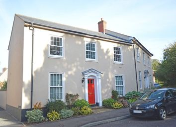 Thumbnail 3 bedroom semi-detached house for sale in Masterson Street, Exeter