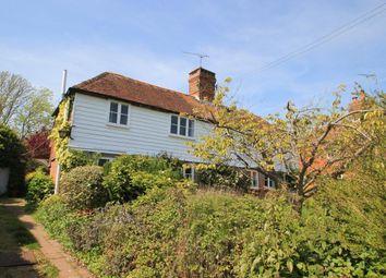 Thumbnail 2 bedroom detached house for sale in Thornden Lane, Rolvenden Layne, Kent