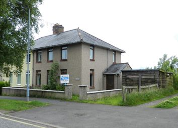 Thumbnail 3 bed semi-detached house for sale in 25 Victory Avenue, Gretna, Dumfries & Galloway